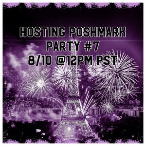 Other - Hosting 8/10 @12PM PST